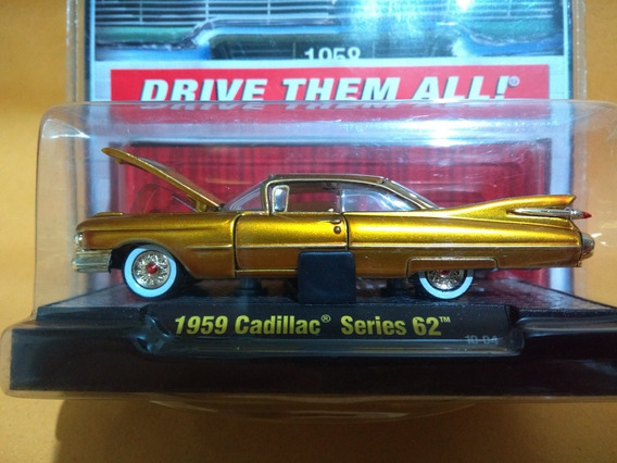 Cadillac 1959 M2 Super Chase