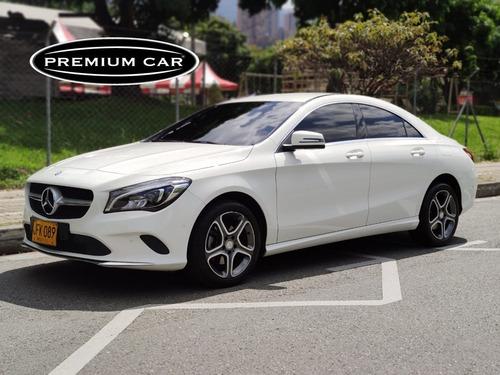 Mercedes-benz Clase Cla 180 1.6 Turbo Automatico