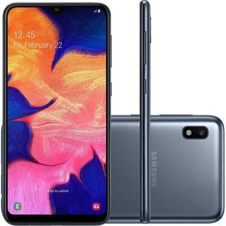 Samsung Galaxy A10 A105m 32gb 13mp 6.2´ Preto Vitrine 1