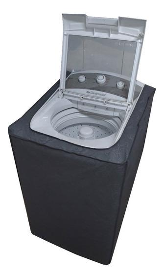 Capa Maquina Lavar Roupas Eletrolux 12kg 13kg 15kg 16kg