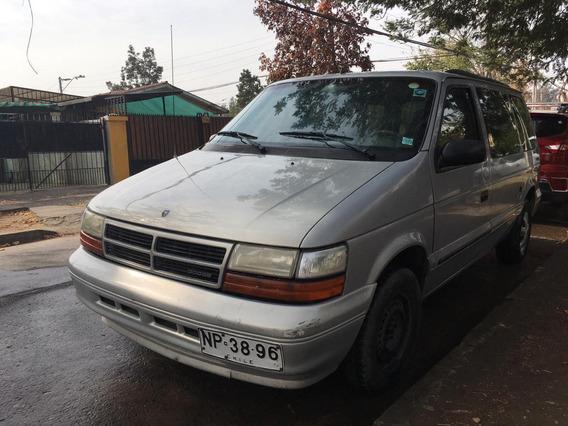 Van Dodge Caravan 1995 4 Puertas 2.5
