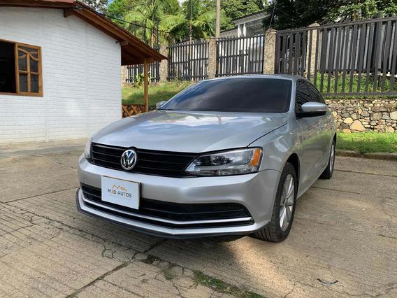 Volkswagen Nuevo Jetta Confortline 2.0 Mt