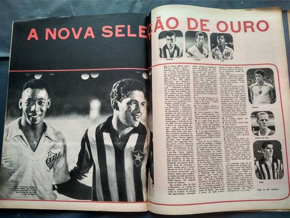 Revista Manchete 629- Seleção De Ouro / Castelo Branco- 1964