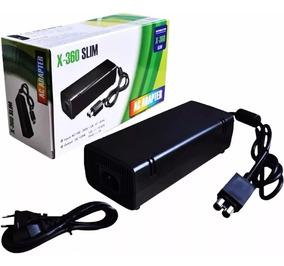 Fonte Xbox 360 Slim Original Bivolt 110v 220v 135w Feir