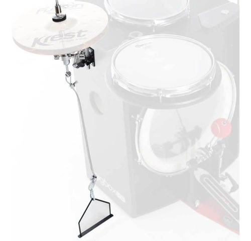 Imagem 1 de 4 de Aero Hat Para Tajón Gigbox Cajón Percussion - Chimbal Aéreo - Nota Fiscal E Garantia