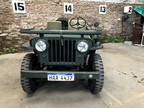 Jeep Willys Cj3a