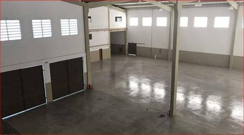 Imagem 1 de 11 de Galpão Comercial Para Locação, Centro Empresarial De Indaiatuba, Indaiatuba - Ga0052. - Ga0052