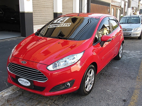 Ford Fiesta 1.6 Se Hatch 16v Flex 4p Manual 2014