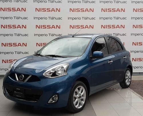 Imagen 1 de 10 de Nissan March  5 Pts Hb Advance, Tm5, A/ac, Ve, Ba, Abs, Cd,