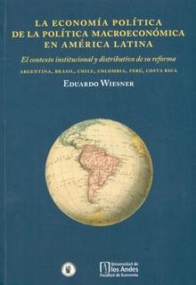 La Economía Política De La Política Macroeconómica En Améric