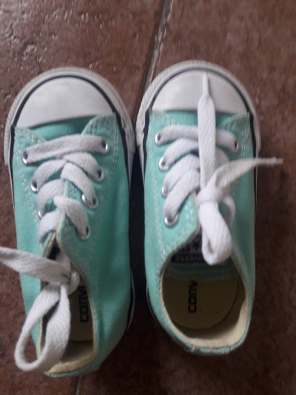 Zapatillas Converse All Star Talle 21 Uk 5 Us 5