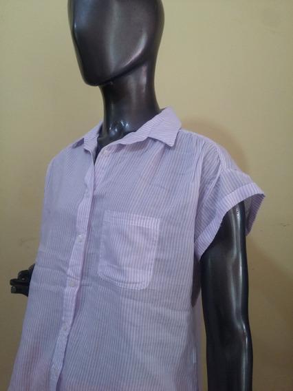 Camisa St. Marie Rayada - Temporada Verano