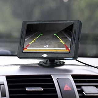 Pantalla O Monitor Para Carro 4 Para Cámara De Reversa O