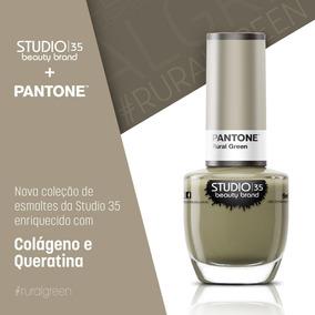 Kit Super Lançamento Esmalte Studio 35 Pantone 2 13 Cores