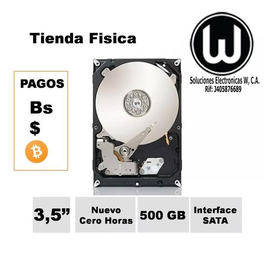 Disco Duro 500gb Pc Dvr Directv Nuevo Cero Horas Sellado