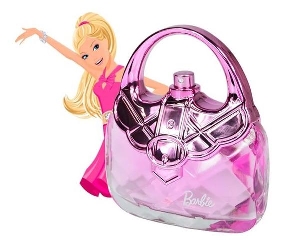 Perfume Barbie Be Pink Eau Cologne Original 30ml- Kit 2 Unid