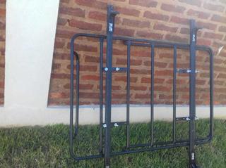 Portaequipaje Universal Parrilla Y Barras Adaptables