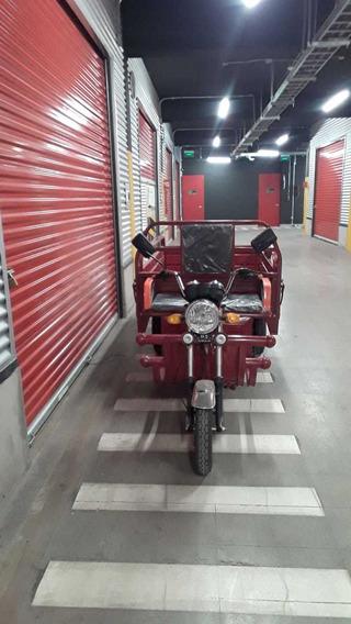 Triciclo Eléctrico 800kg