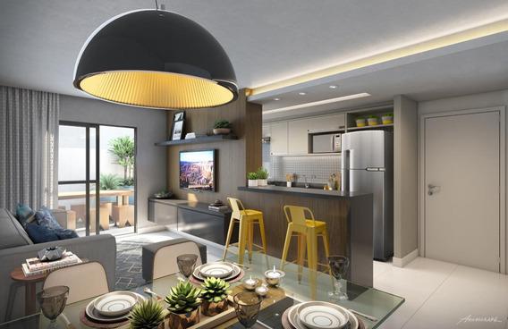 Apartamento Para Venda Em Rio De Janeiro, Vila Isabel, 1 Dormitório, 1 Banheiro, 1 Vaga - Jjvilahyp_2-1042060