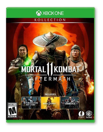 Mortal Kombat 11 Aftermath - Xbox One