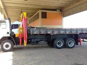 Caminhão Munck Usado