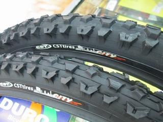 Llantas Bicicleta Cst Aro 26 X 2.1 Ancho