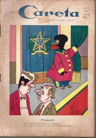 Careta De 03 De Março De 1951, Nº 2227 Ano Xliii