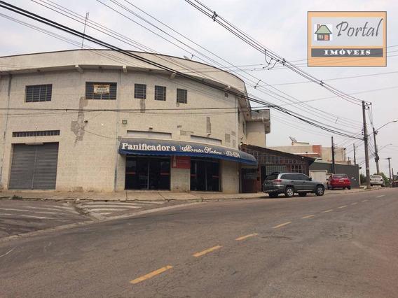 Sala Para Alugar, 30 M² Por R$ 400/mês - Jardim Europa - Campo Limpo Paulista/sp - Sa0005