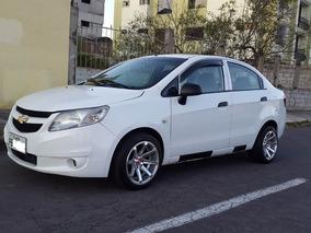 Vendo Chevrolet Sail 2013 Con Aire Acondicionado