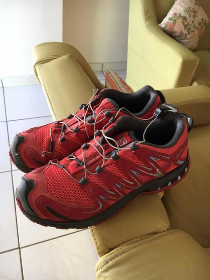 Tenis Salomon Xa Pro 3d Trail Run