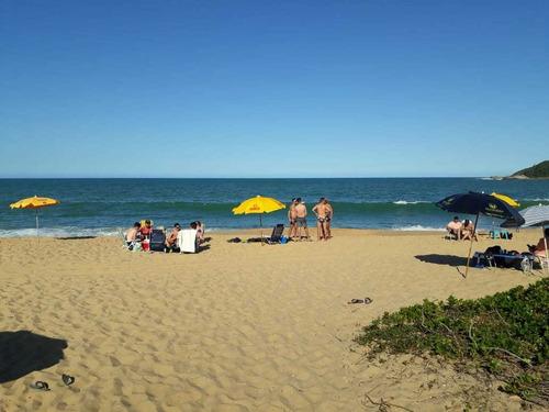 Imagem 1 de 10 de Lindíssimo  Terreno Frente Mar Na Praia Das Taquaras, Balneário Camboriú, Sc. Oportunidade Para Investimento !!!! - Sc - Te0831_sc