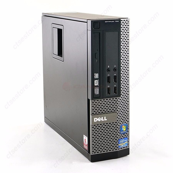 Cpu Dell Optiplex 790 Core I5 4 Gb Hd 500gb Slim