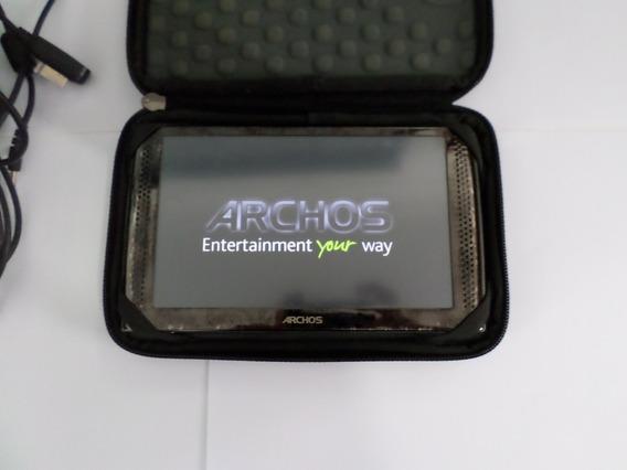 Tablet Archos 7 Polegadas Com Hd De 300 Gb (não É Android)