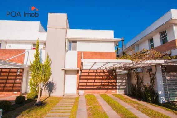 Casa Residencial Para Venda, Agronomia, Porto Alegre. - Ca0090