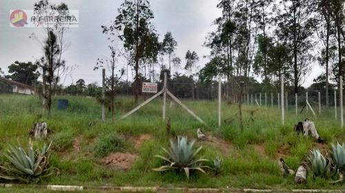 Terreno  Residencial À Venda, Recanto Dos Colibris, Itapecerica Da Serra. - Te0041