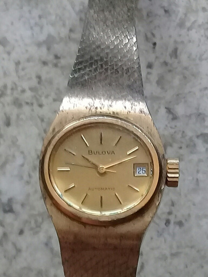 Reloj Bulova Automatico