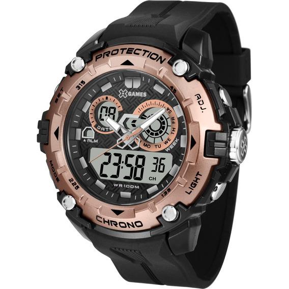Relógio X-games Masculino Xmppa274bxpx