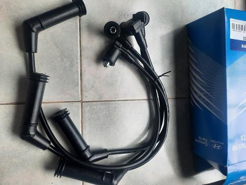 Cables De Bujias Accent 1.5 1.3 Getz 1.3 Hyundai