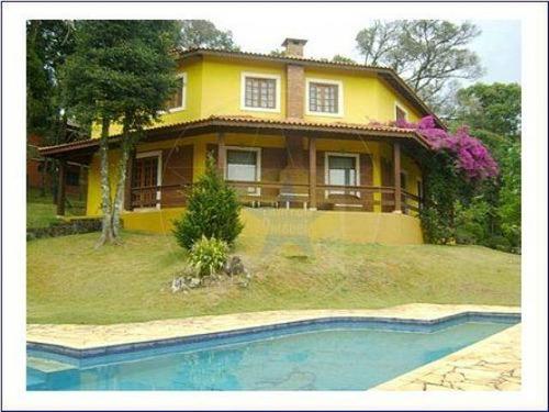 Chácara Em Condomínio Fechado Com 4 Dormitórios À Venda, 1000 M² Por R$ 900.000 - Portão - Atibaia/sp - Ch0286