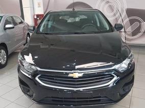 Chevrolet Onix Lt 1.4 Negro Financiado Plan Nacional #fc1
