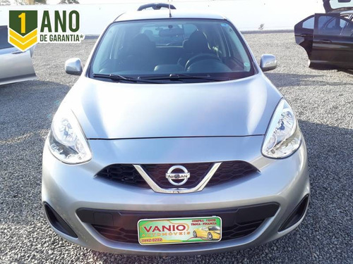 Nissan March S 1.6 16v Completo