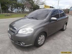 Chevrolet Aveo Lt Full Equipo Automático