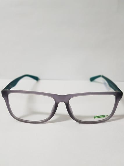 Óculos De Grau Puma Pe00340a 006= 04