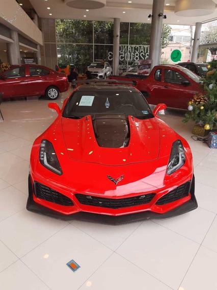 Corvette Zr1 2019 Ultimo En Su Tipo