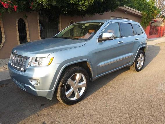 Grand Cherokee 2012 Overland 4x4