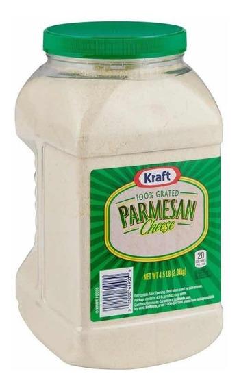 Queso Parmesano Kraft 2.04 Kg.