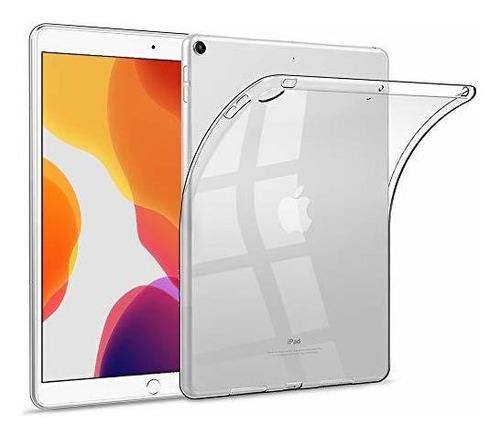 Carcasa Transparente Hborna Para iPad De 7.a Generacion, 10.