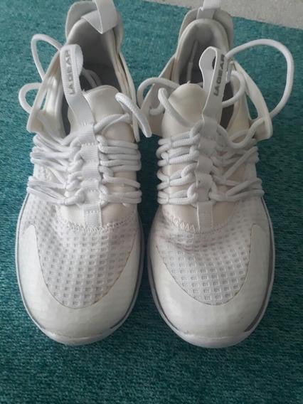 Zapatillas La Gear Blancas 36