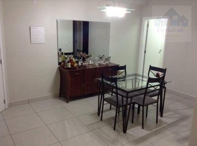 Apartamento Acquaplay Venda E Locação, Marapé, Santos - Ap1946. - Ap1946