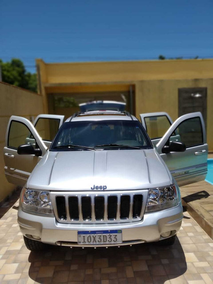 Jeep Grand Cherokee 4.7 Limited 5p 2004